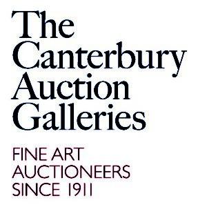 Canterbury Auction Galleries Logo Sponsor