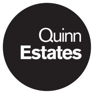Quinn Estates Logo Sponsor